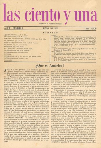 AméricaLee - Las Ciento y Una (1953)