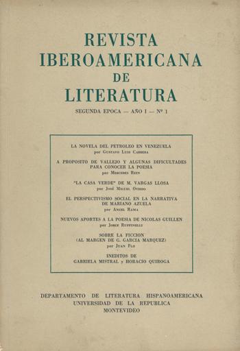 Américalee - Revista Iberoamericana de Literatura