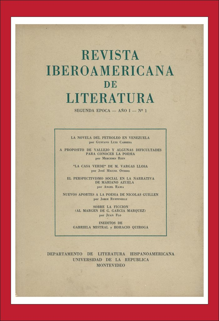 AméricaLee - Revista Iberoamericana de Literatura - 2da Época